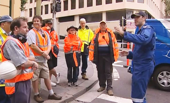 how to get a construction job in sydney