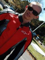 Matthew 'Lucky' Clarke body shot