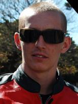 Matthew 'Lucky' Clarke head shot
